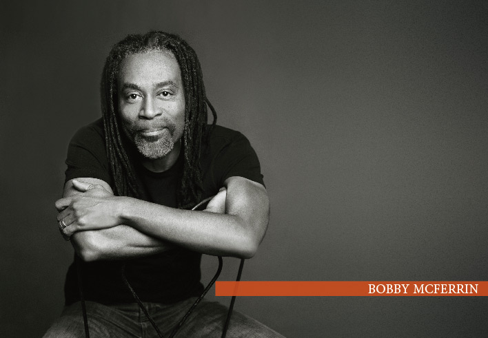 Bobby McFerrin in Concerto