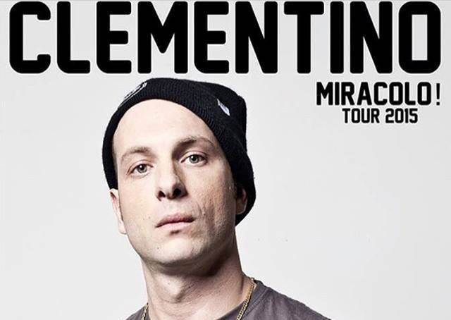 clementino miracolo tour 2015